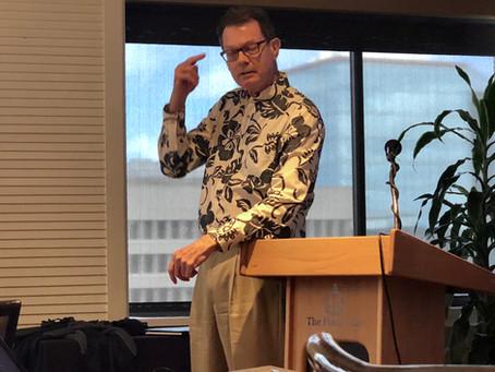 Hawaii Economic Association presentation
