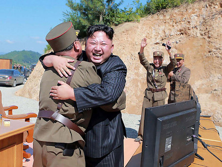 Don't go ballistic! The least bad agenda after North Korea's ICBM test