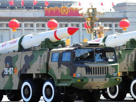 """The Point of No Return? China's Choice After the Nuclear Posture Review"""