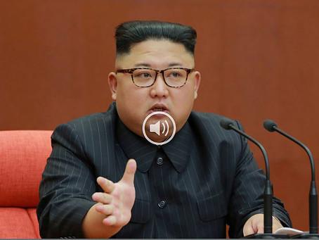 Voice of America Interviews Advisor Grant Newsham on North Korea