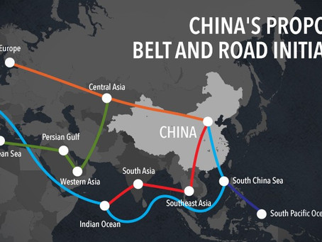 ABA's Belt & Road Task Force Names Foundation Leaders as Chairs