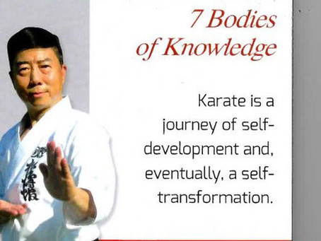 """""""Karate Project Management: 7 Bodies of Knowledge"""""""