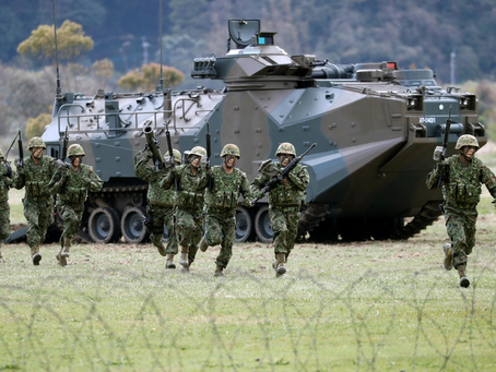 """Japan Activates Amphibious Rapid Deployment Brigade: What Now?"""