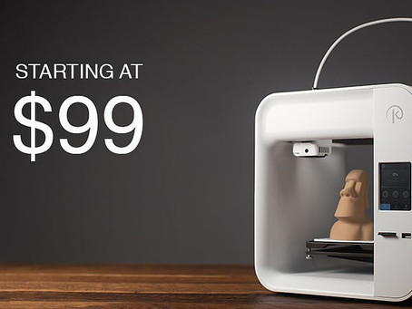 What is the Risk? An affordable 3D printer