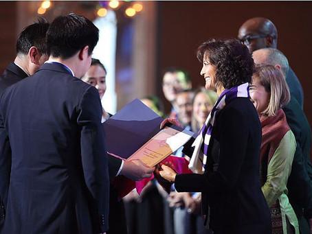 Xi'an, China: Participation in the First Liangjiatan International Education Forum