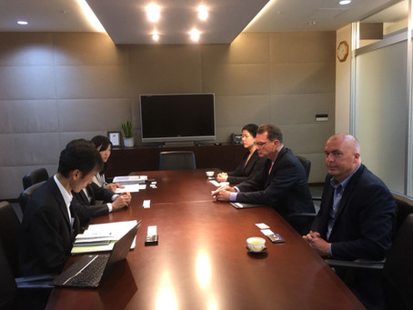 GRMF Outreach Meetings in Tokyo
