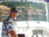 Mike Hamson - Captain Saltwater Moon Charters