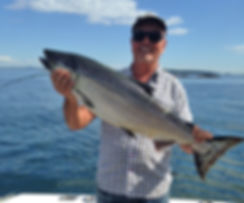 Gulf Islands Fishing