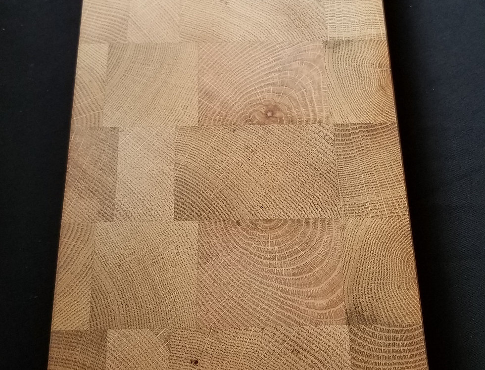 Wooden Bread Board - Mixed Wood
