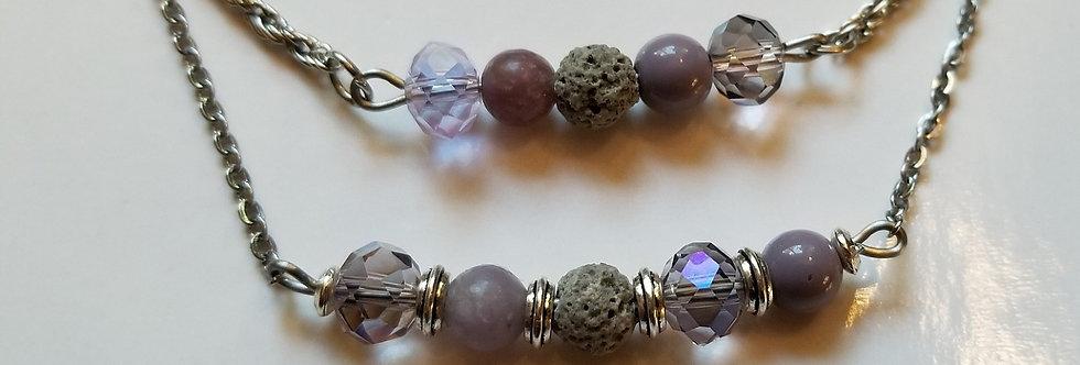 Simplicity - Purple - Bracelet