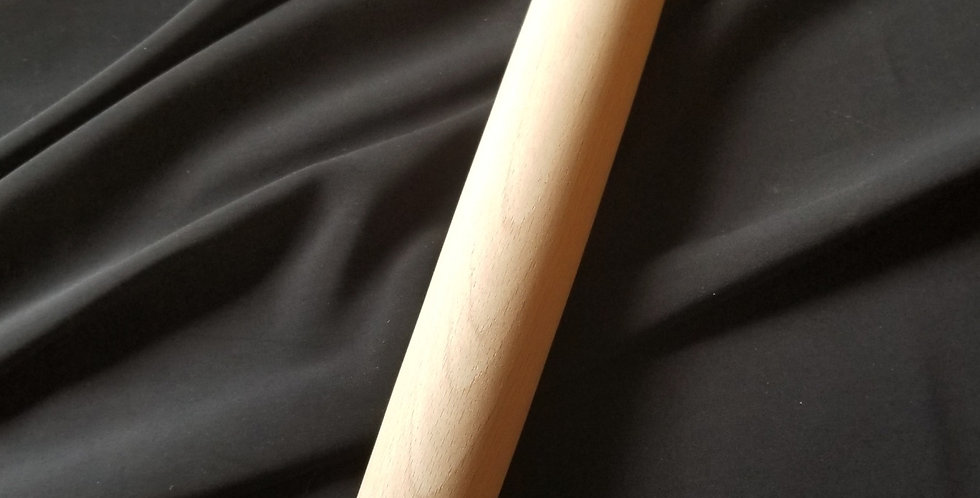 Tapered  Beech Rolling Pin