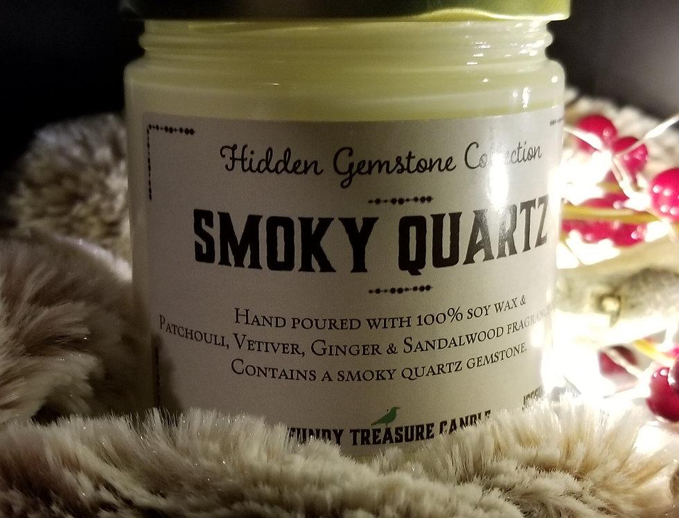 Gemstone Candle - Smokey Quartz