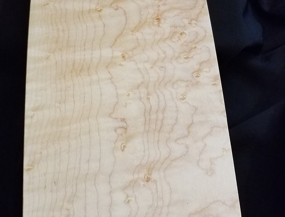Bird's Eye Maple Board