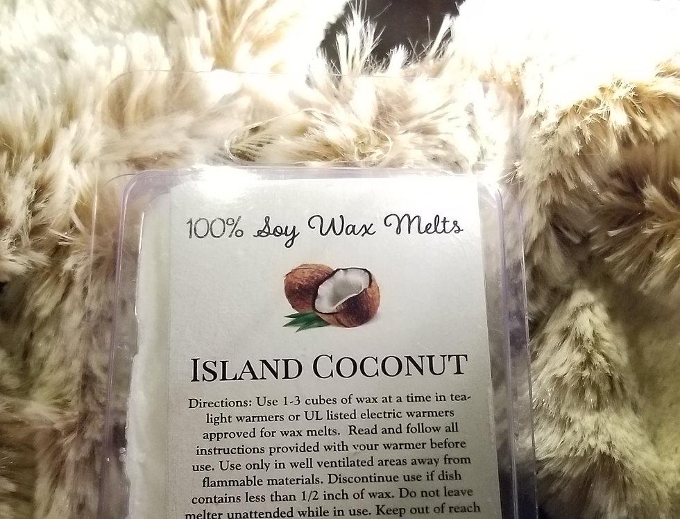 Wax Melts - Island Coconut