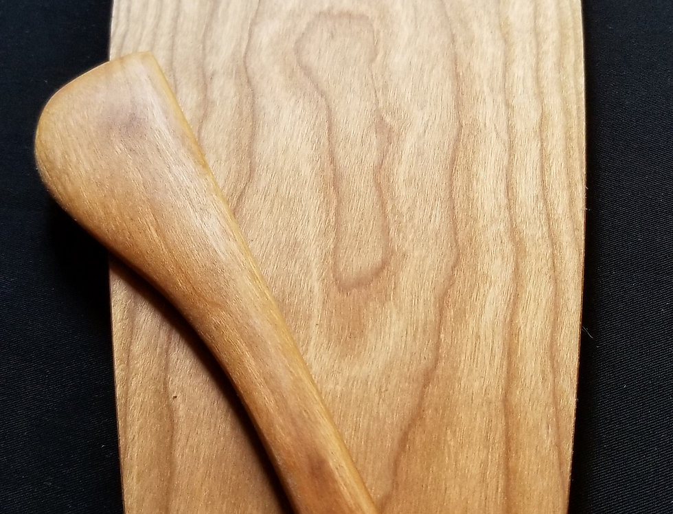 Wooden Cheese Board - Cherry