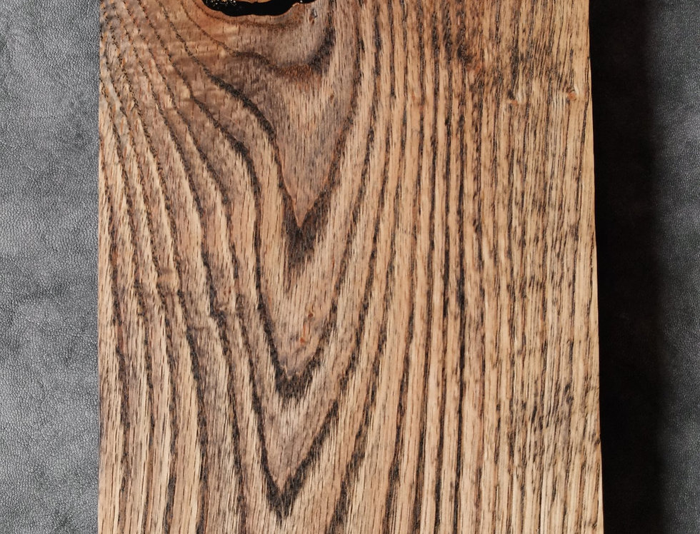 Charcuterie Board with inlaid Black Locust
