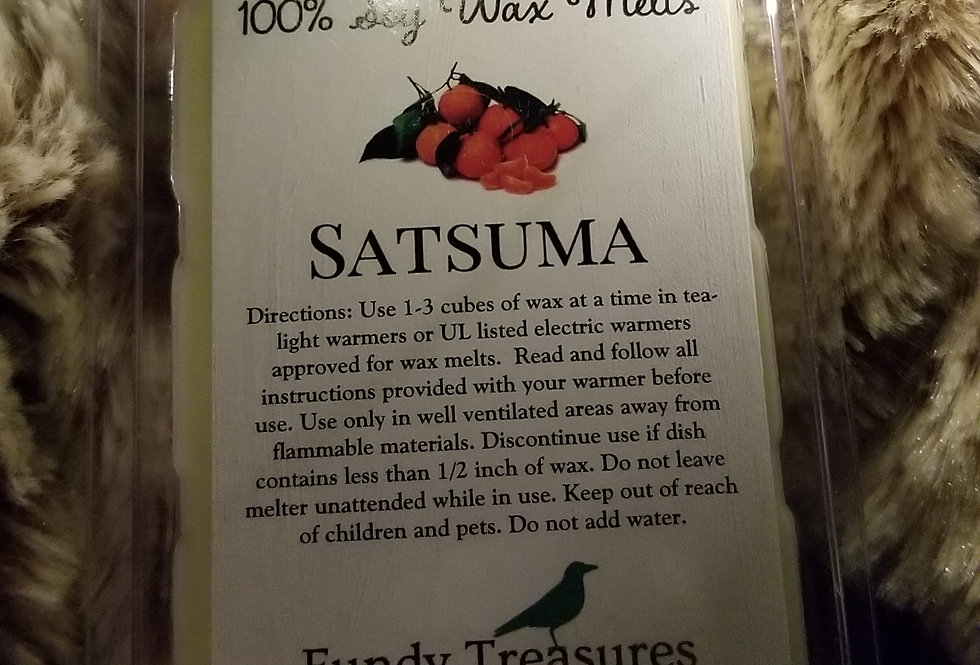 Wax Melts - Satsuma
