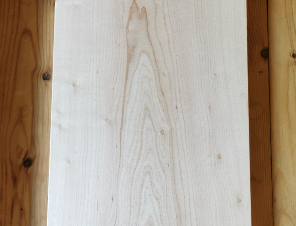 Board with Wooden Handle