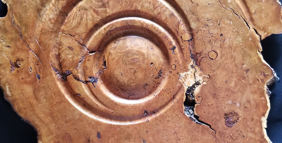 Orbits - Oak Burl