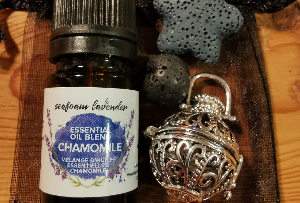 Essential Oil Starter Collection