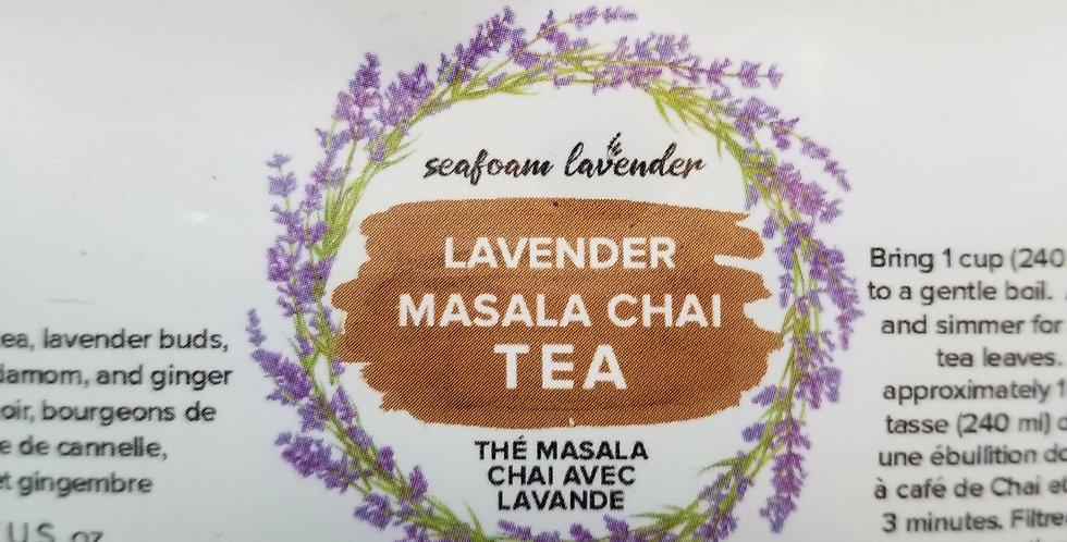 Tea Sampler Set - Earl Grey, Cranberry & Chai Teas