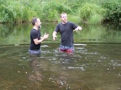 Jour de baptême