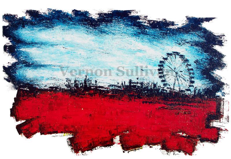 Roller Coaster-1-RED