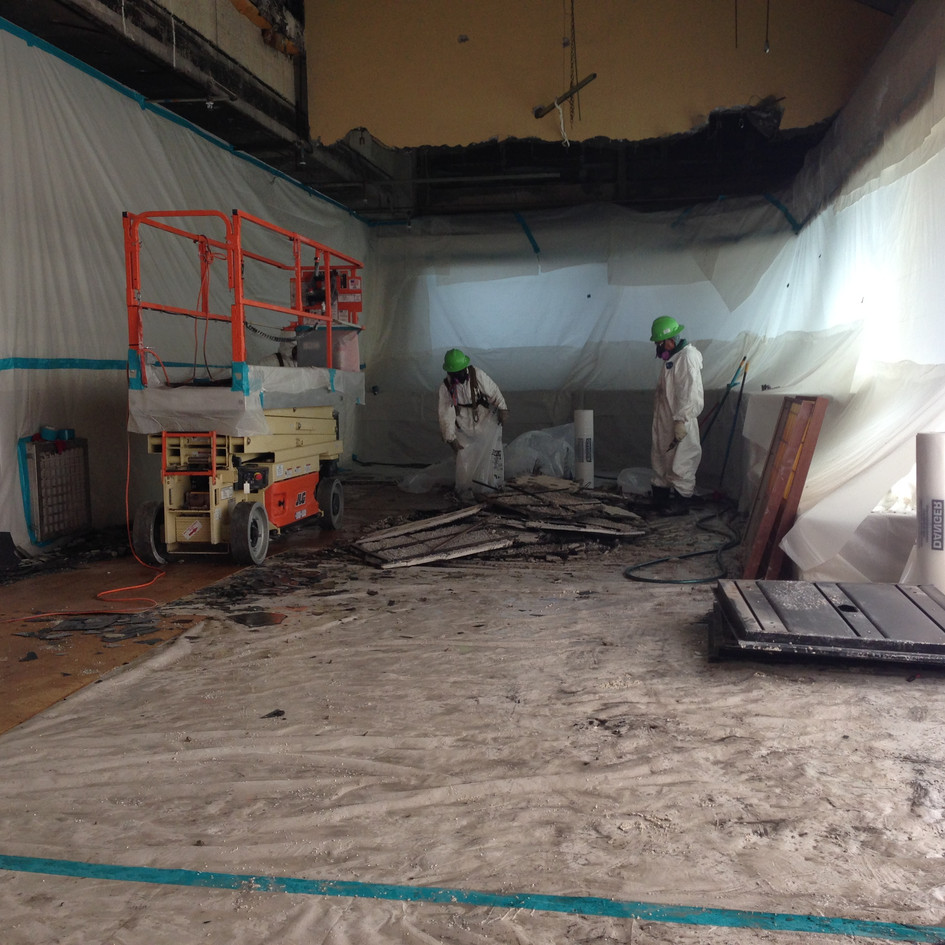 Asbestos, Lead Based Paint, Air Quality Services