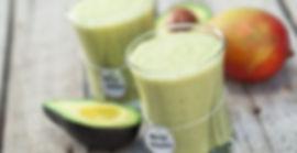 Mango Avacado Smoothie recipe
