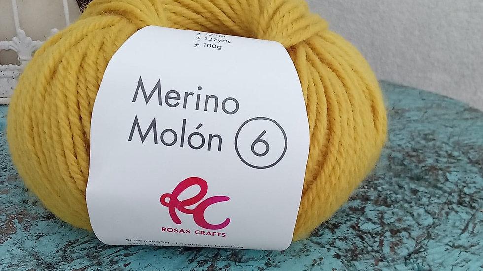 Merino Molón 6 189
