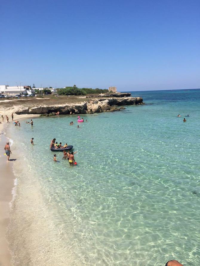 Le più belle spiagge di Torre Specchia Ruggeri