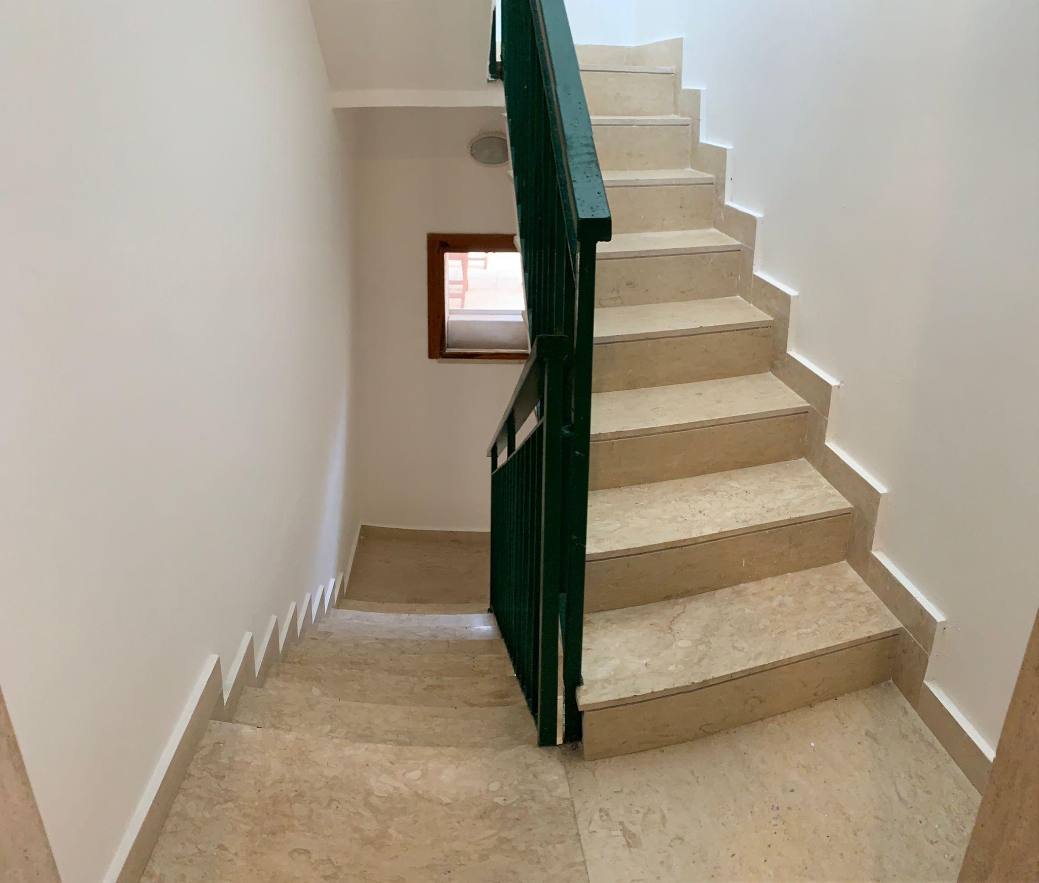 scale di accesso abitazione