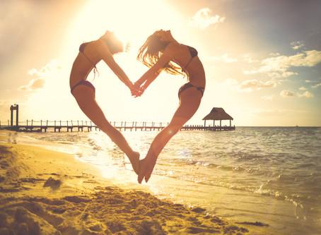 We all love the sun