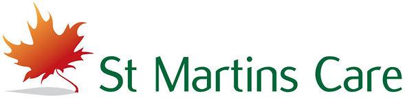 St Martins Care Branding Logo Design