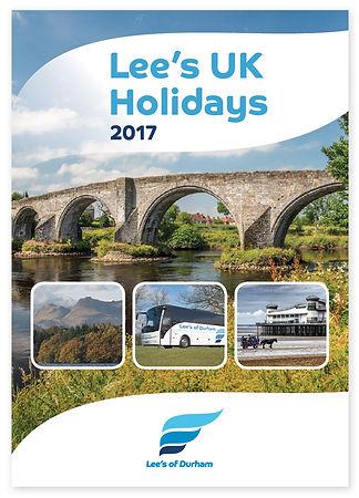 Holiday Brochure Design