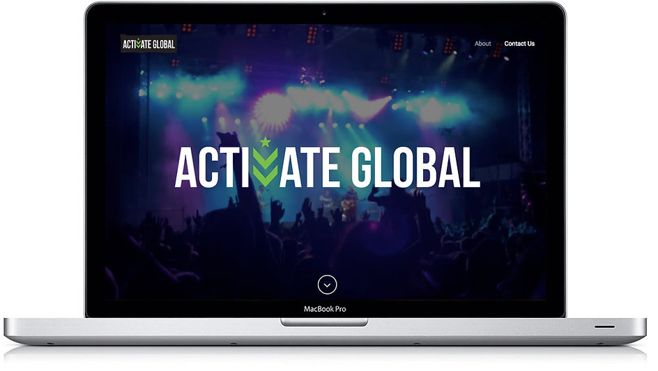 Activate Global Website Design and Build