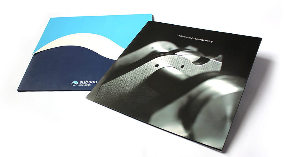 Subsea Innovation Brochure Design
