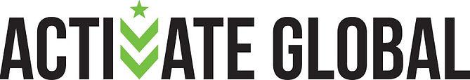 Activate Global Branding Logo Design