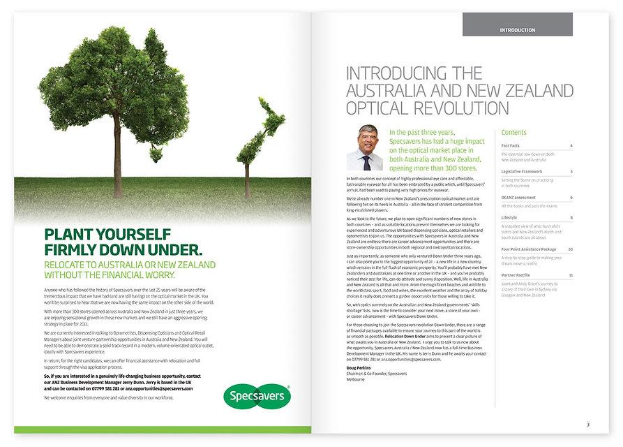 Corporate Sales Literature
