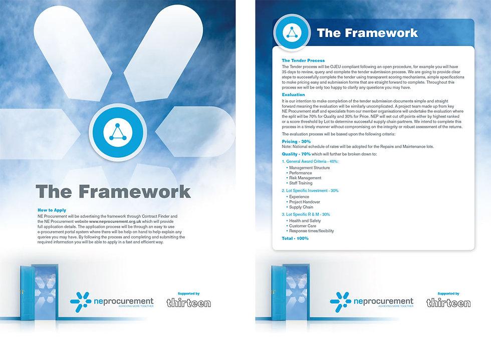 Event Graphics, Leaflet Design