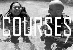 COURSES diving cancun,scuba cancun