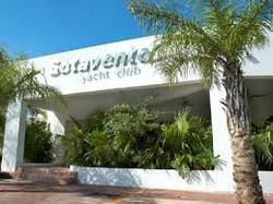 Scuba Total Cancun | Marina entrance