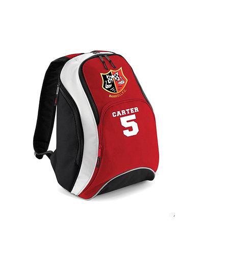 Backpack BG571, Banwell FC