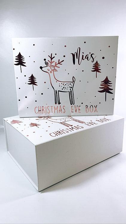 Reindeer Memory Box, Christmas Eve Box