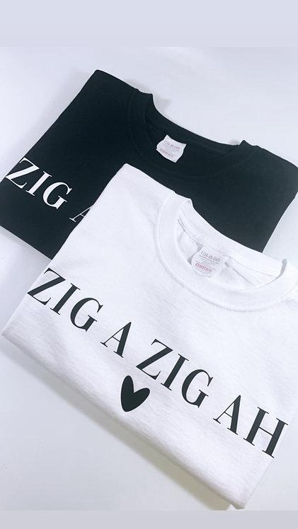 ZIG A ZIG AH, Tribute Top