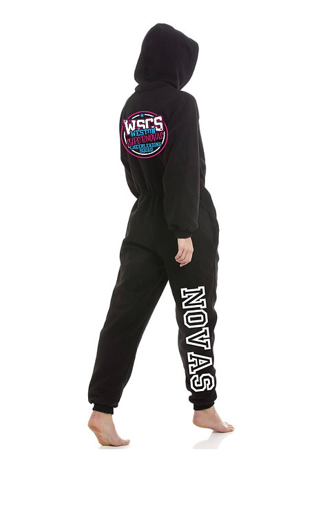 Onesie, all in one, Supernovas Cheer