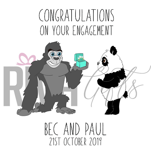 Engagement 23x23cm Downloads File
