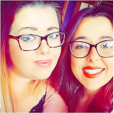 Gemma  & Tessa | Co-Owners of Riva Gifts LTD & Sisters