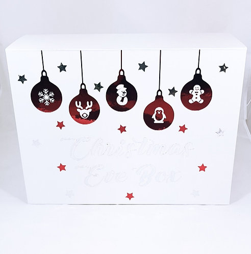 Christmas Eve Box, Personalised, A5, A4 or A3
