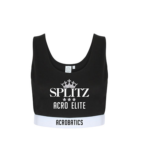 SPLITZ Elite Team Crop